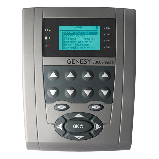 Genesy 3000 Rehab Globus Corporation