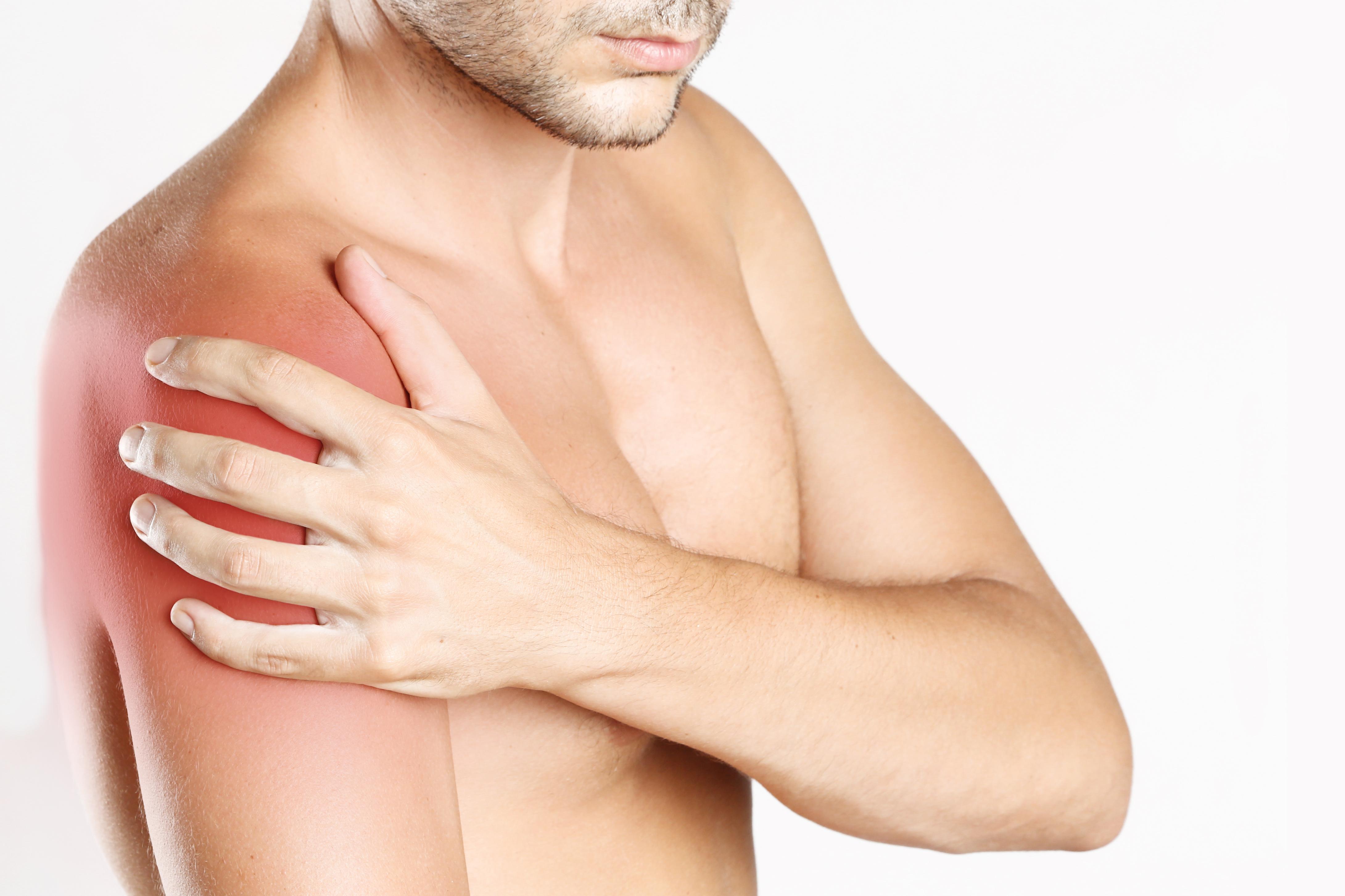 Contusione spalla
