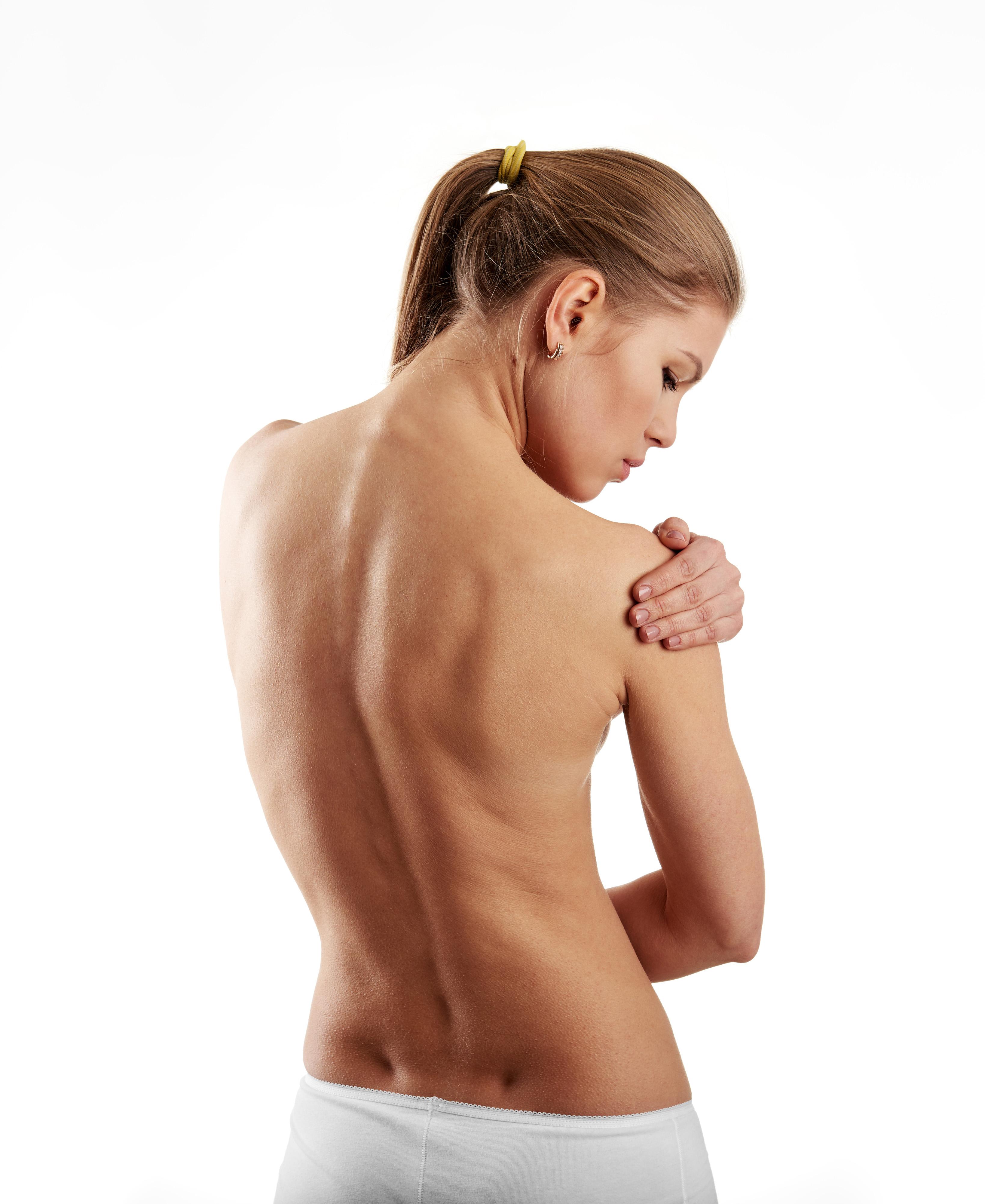 Dolori muscolo spalla