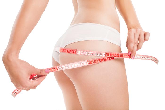 Corpo donna in forma