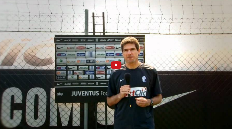 CLAUDIO FILIPPI - Preparatore portieri della Juventus