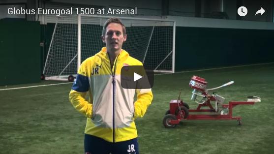Sparapalloni calcio Globus Corporation Jordan Reece - Arsenal Football Club