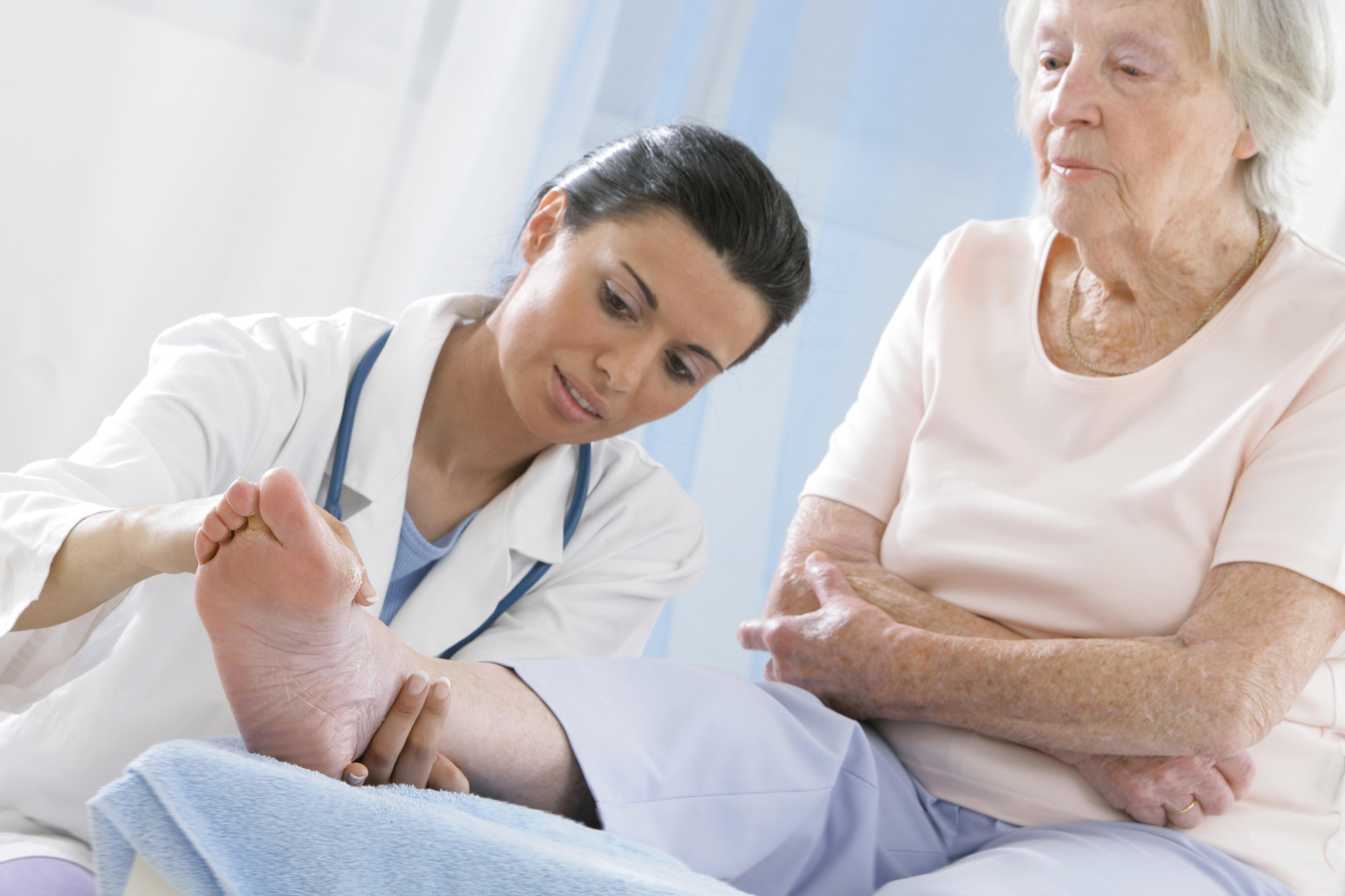 Reumatologia - Contusione Caviglia