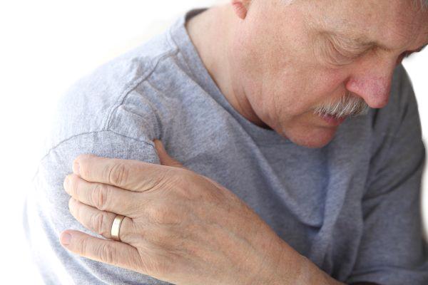Tendinite calcifica spalla