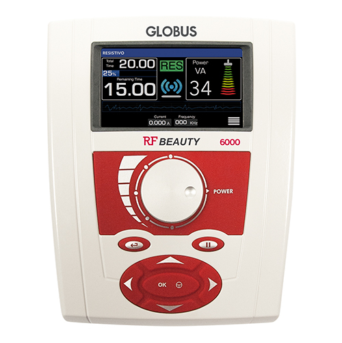 Apparecchio radiofrequenza RF Beauty 6000 Globus Corporation